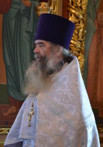 Протоиерей Александр Никитин